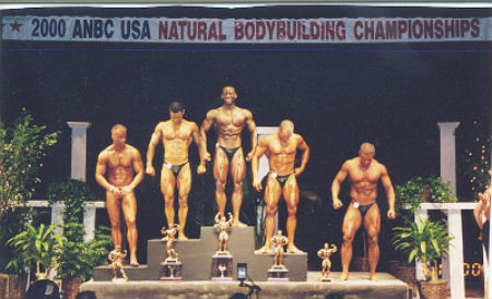 natural bodybuilding champion charles inniss