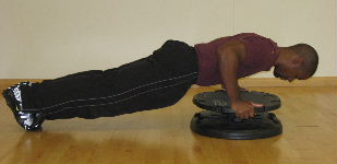 This Is One Of My Favorite Upper Body Core Board Exercises Remember To Have Fun With Your Workout