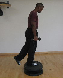 As You Get Better Balance Make The Core Board Less Le By Adjusting Lever Underneath Or Stand More Towards Outside Of