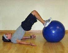 core exercises for hips and legs