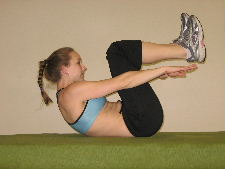 ab exercise and core exercise