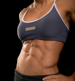 women pictures of killer abs 6 pak abs