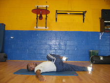 piriformis stretches
